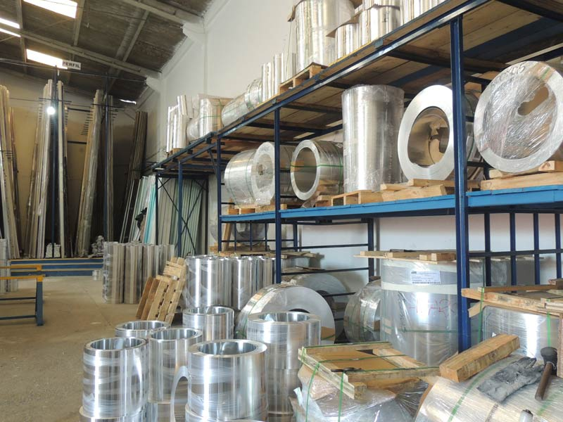 Amaral Alumínio e Ferragens